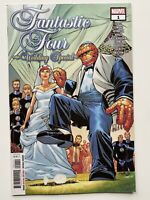 Fantastic Four Wedding Special #1 Thing Marvel Comics High Grade