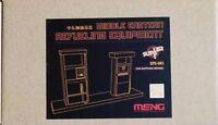 Meng Models 1:35 Middle Eastern Refuelling Equipment Resin Model Kit