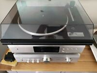 Dual CS-430 Auto-return audiophile turntable. Great condition. Made in Germany