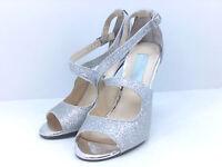 Blue By Betsey Johnson Women's Shoes Heels & Pumps, Silver, Size 5.0 xT8a