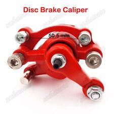 Red Rear Disc Brake Caliper For 43cc 47cc 49cc Mini Dirt Pocket Bike Gas Scooter