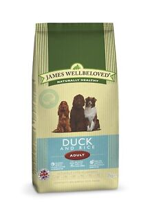 James Wellbeloved Adult Maintenance Duck & Rice Dog Food | Dogs