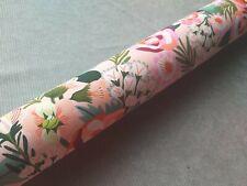 Filled, 120cm DOOR SNAKE, striking Jocelyn Proust, florals- Draft sausage, New