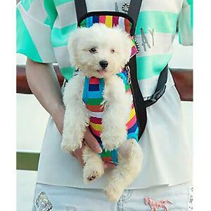 Travel Bag Carrier Pouch Pet Dog Cat Breathable Mesh Shoulder Backpack S M L XL