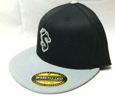 Premium Fitted Cap 210 Fitted by Flexfit Making Money Work 7 1/4-7 5/8 Black