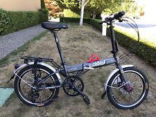 Folding/foldable Bike (OKI-O 7 Speed 20'') w disc brake - Brand New in Box
