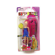 "Spice Girls 1998 Spice Girls Baby Spice Figure 6"" Fully Posable Toymax"