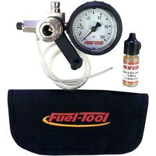 Comprobador Presion Combustible Para Harley-Davidson® Fuel Tool Pressure Gauge