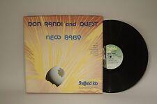"Don Randi and Quest- New Baby- 12"" Vinyl LP- LAB 12- B117"