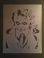Joker #1 Stencil 7mil Dark Knight, Superheroes, Crafts, Airbrushing!