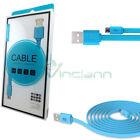 Cavo dati Nillkin azzurro per LG G Flex D955 e LG G Flex 2 micro USB cavo piatto