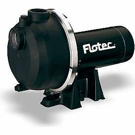 Flotec Thermoplastic Sprinkler Pump 2 HP FP5182-08  - 1 Each