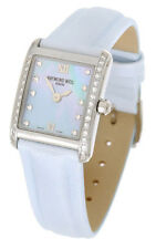 NEW Raymond Weil Women Ladies Don Giovanni VS1 VS2 Diamond Mother of Pearl Watch