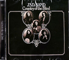 J.S.D. BAND country of the blind Remastered  CD NEU OVP/Sealed