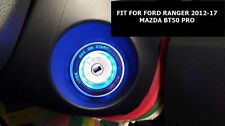 FORD RANGER EVEREST MAZDA BT50 PRO BLUE LED RING START KEY HOLE