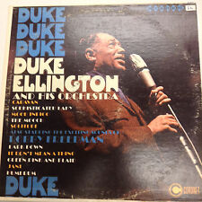 Duke Ellington And His Orchestra CXs276A Coronet Stereophonic 33RPM 031017RR