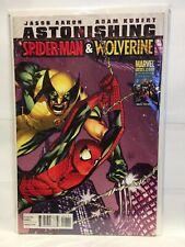 Astonishing Spider-Man & Wolverine #1 VF+ 1st Print Marvel Comics