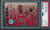 PSA 10 MICHAEL JORDAN 1994-95 Skybox Emotion #100 Bulls Jersey #45 HOF GEM MINT