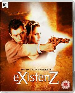 eXistenZ Blu-ray (2018) Jennifer Jason Leigh, Cronenberg (DIR) cert 15