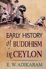 Early History Of Buddhism In Ceylon Buddhist Religion Sri Lanka
