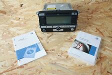 VW RNS 300 CD MP3 Navigation Passat Caddy Touran Golf 5 6 Tiguan 1K0035191 D !