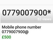 Vip mobile phone numbers