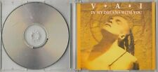 Steve Vai - In My Dreams With You CD 1993 3 TRACK SINGLE