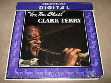CLARK TERRY Yes The Blues SEALED NEW LP 1981 Pablo Today D2312127 Eddie Vinson