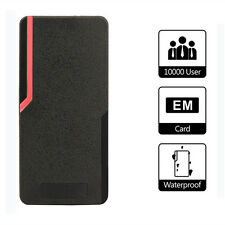 Waterproof Standalone Access Control for Door Security RFID 125Khz EM Card 12V