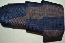 Dunhill Knitted Silk Stripe Tie Brand New