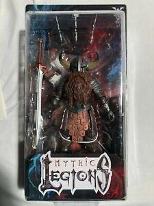Mythic Legions 1.0 Bothar Shadowhorn Dwarf Figure from Four Horsemen Studios NEW