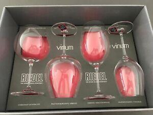 Riedel Vinum Tasting Glasses Set