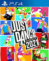 Just Dance 2021 Sony Playstation 4 PS4 Video Games From Japan Tracking NEW