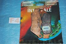 2 plaquettes de frein av.Goodridge Yamaha XT 660 R HONDA CB 500 NX 650 DOMINATOR