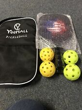Y Yoomall Pickleball Paddle Set