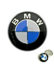 BMW 82mm OEM BONNET/HOOD Roundel Emblem Badge E46 E36 E90 E60 E83 E92 M3 M5