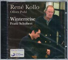 René KOLLO: SCHUBERT Die Winterreise D.911 Op.89 Oliver POHL Rene KOLLO Oehms CD