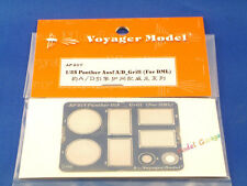 1/35 Brand-new unassembled Voyager AP017 Panther A/D_Grill (For DRAGON)