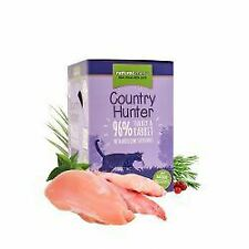 Country Hunter Turkey & Rabbit Cat Pouches - 85g - 204758