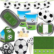 * FUSSBALL STADION * - MEGA AUSWAHL zum Kindergeburtstag - Set Party Geburtstag