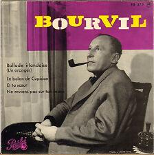 "BOURVIL ""BALLADE IRLANDAISE"" 50'S EP PATHE 373"