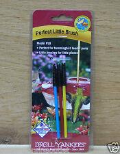 Droll Yankees 3 Brushes Perfect Little Brush Clean Hummingbird Feeder Ports PLB