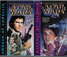 Star Wars Han Solo The Corellian Trilogy Volumes 1-3 Pb by Roger Allen