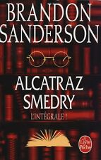 BRANDON SANDERSON - ALCATRAZ SMEDRY L'INTEGRALE  - LIVRE DE POCHE