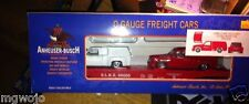 K-Line Anheuser-Busch Flat Car with Sport Trucks  O Scale K69005  NEW