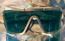 *BOEING by CARRERA* SUNGLASSES 5708 40 GOLD FRAME -  BLACK LENSES* *USED*