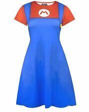 Super Mario Costume Dress