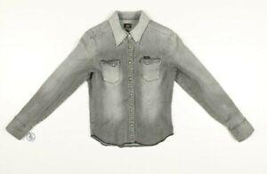 Camicia Lee Premium Quality Tg: M Usato (Cod.EBAY158) Vintage Denim Donna