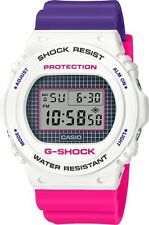 Casio G-Shock * DW5700THB-7 Special Color in Blue, White & Pink Digital Watch
