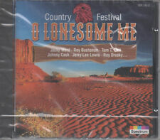 Country Festival O Lonesome Me CD NEU Jacky Ward Roy Buchanan Johnny Cash